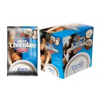 Kokos topla čokolada 0.5kg/20 kesica