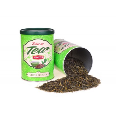 "No.10 China Sencha ""DOLCEZZA"" 100g"