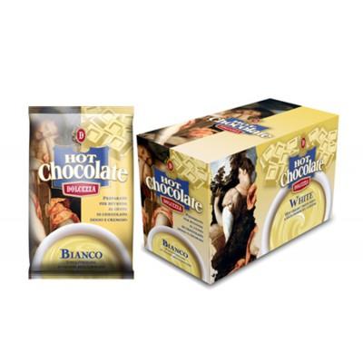 Bela topla čokolada 1kg/40 kesica